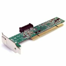 Startech.com Pci1pex1 Pci To Pcie Adapter Card For Server Or Desktop Motherboard