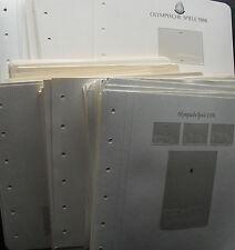Borek Albenblätter 6-Ring System 6kg Vordruckblätter