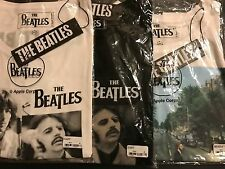 140x THE BEATLES OFFICIAL OVERSIZED WOMENS T SHIRTS - JOB LOT WHOLESALE