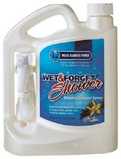 (3) Pack Weekly Spray Shower Cleaner 801064 Wet & Forget Inc 1/2 Gallon