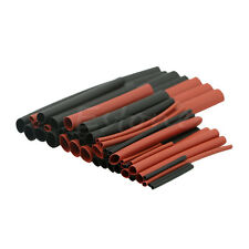 42pcs Polyolefin H-type Heat Shrink Tubing Tube Sleeving Assorted Wrap Wire 2:1