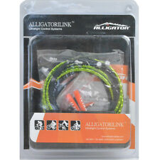 ALLIGATOR MINI i-LINK SHIFT Cable Set- Fit Campagnolo, Shimano, Sram: 4mm GREEN