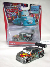 "Disney WORLD of CARS Movie Die Cast Metal ""TOKYO MATER""  MANJI  New in Package"