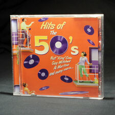 Juste De Le 50s - Nat King Cole, Guy MItchell, Al Martino - musique album cd