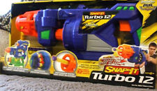 Buzz Bee Snap It Turbo 12 Foam Dart Gun ** GREATGIFT **