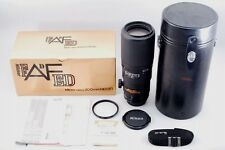 =MINTY in BOX= Nikon AF Micro Nikkor ED 200mm f/4 D IF Macro Lens from Japan#l17