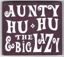 AUNTY HU HU & THE BIG LAZY Pawn For A King CD album 2013 aussie oz ABC Exhumed