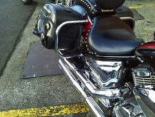 Yamaha Dragstar, Vstar XVS 1100 Custom & A Classic Highway Rear Crash Bars
