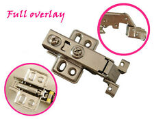 28mm Hydraulic soft close Full Overlay Hinge for Cabinet aluminium frame door