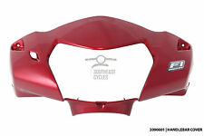 Genuine Handlebar cover for Honda Lead NHX 110/SCR 110. Part #: 53210-GGE-900ZC