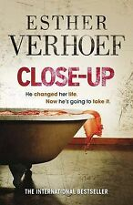 Close-Up, Verhoef, Esther, New Book
