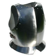 Brustpanzer Brustplatte Ritterhelm Rüstung Larp Mittelalter Harnisch sca R102