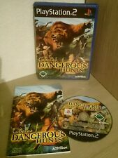 Cabela's Dangerous Hunts Playstation 2 PS2 *OVP*