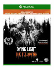 Dying Light: The Following - Enhanced Edition Microsoft Xbox One Brand New