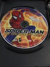 Spider-Man Animated Series: Mutant Menace DVD