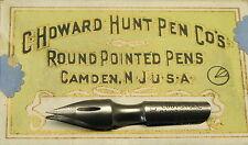 Lots of 5 Hunt #41  Vintage Dip Pen Nibs