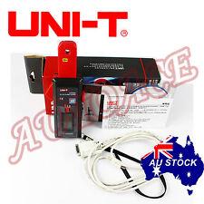 UNI-T ACA&DCA Leakage Current CLAMP METER MULTIMETER UT258A 600V 1mA AC/DC OZ
