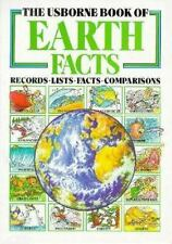 The Usborne Book of Earth Facts (Usborne Facts & Lists)