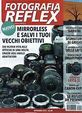 Fotografia Reflex 2015 11 Novembre#Mirrorless e salvi i tuoi vecchi obiettivi,jj