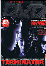 TERMINATOR / GUILLERMO DEL TORO DVD Review no. 118 Summer 2008