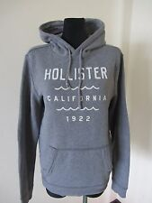 HOLLISTER Quite light Hooded Jumper Sweatshirt MEDIUM *deffective*