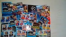 2016/2017 CHAMPIONS LEAGUE COMPLETE SET ALL STICKERS BEST PRICE TOPPS UK