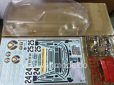 Tamiya 84431 1/10 RC Car TA02SW Chassis Jagermeister Porsche 934 Turbo RSR Body