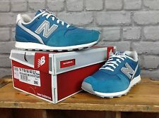NEW BALANCE LADIES 996 UK 6 EU 39  BLUE GREY SUEDE TRAINERS RRP £85