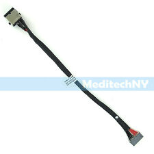 New DC Power Jack Harness Plug in Cable for HP EliteBook 8560W W156 USA Shipping
