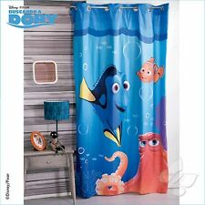 New Disney FINDING DORY NEMO One Panel Decorative Curtain Window Drapes Bedroom
