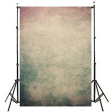 5x7FT Green Red Brown Background Backdrop Photography Studio Cloth Props Photo