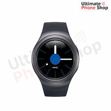 Samsung Galaxy Gear S2 Dark Grey SM-R7200 Smartwatch - Black - Brand New
