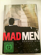 5 DVD´s - Mad Men - Staffel 1