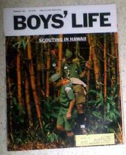 Vintage BSA February 1966 Boys' Life Magazine Good Condition  HL