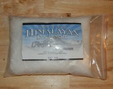 Pure Himalayan Rock Salt Large 4.4 lb bag - The very best deal - bulk bag