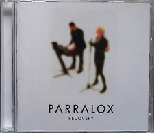 PARRALOX * RECOVERY * LIMITED EDITION 14 TRK CD * 500 ONLY!!! * BN&M!
