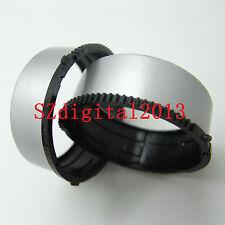 Lens Gears Tube Barrel Ring For Nikon COOLPIX L26 L27 L28  Repair Part Silver