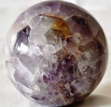 SUPER SEVEN MELODY STONE* SPHERE 6.4 CMS ***1810 CTS=362 GMS # 8599
