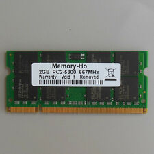 2GB DDR2 667 667mhz PC2 5300S So-dimm Laptop RAM Notebook Speicher full tested