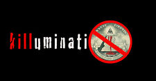 Killuminati - NWO Illuminati Conspiracy Theory/Truth Documentary on plain DVD-R