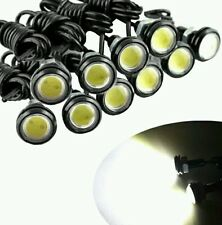 2Pcs High Power 18mm 12V Auto Car Eagle Eye Waterproof LED Daytime Running light