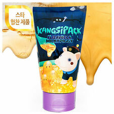 [ELIZAVECCA] Kangsipack 24k Gold Deep Cleansing Facial Mask 120ml NEW