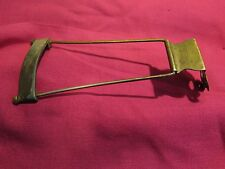 vintage rare 1920 Gibson archtop tailpiece for L1 L4 L5 L 1 4 5