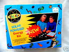 Vintage Bill Nye the Science Guy SOLAR POWERED Energy Kit ***RARE***