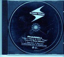 (EK428) Pharrell, Can I Have It Like That - 2005 DJ CD