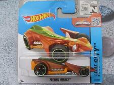 Hot Wheels 2015 #031/250 PREYING MENACE cooper HW CITY Case N