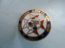 West Bromwich Albion Football Supporters Club Enamel Badge (9)