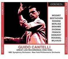 Great Live Recordings 1950-56 - Guido Cantelli (2012, CD NEU)