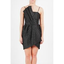 BNWT Tiger of Sweden Black CORSET STYLE PARTY Dress size 42 UK 10