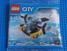 LEGO - CITY ( SET 30346 - PRISON ISLAND POLICE HELICOPTER) BRAND NEW.